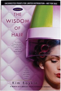 Charlottean Kim Boykin spent eight years working on her debut novel, The Wisdom of Hair