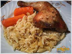 Η απόλαυση της βρώσης Grains, Good Food, Rice, Cook, Chicken, Meat, Recipes, Recipies