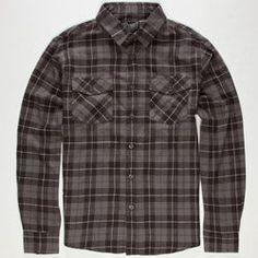 RETROFIT Eureka Mens Flannel Shirt
