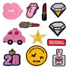 1 STKS Cartoon Icoon Doek Badges voor Kinderkleding Gratis Verzending Decoratie Patch Rugzak Patches voor Kleding Parches
