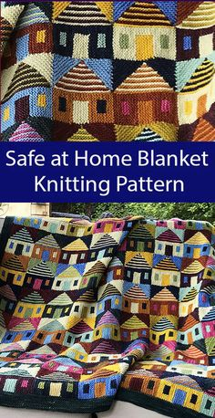 Crochet Rug Patterns, Knitting Patterns Free, Free Knitting, Baby Knitting, Sewing Patterns, Knitted Afghans, Knitted Blankets, Knitting Designs, Knitting Projects