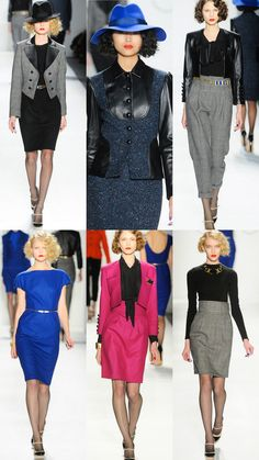 Ruffian Fall 2012 Collection (Bottom Left and Right)