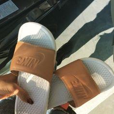 buy popular b9b89 c159f shoes nike nike shoes nike sandals nike sandals for men nike sandals for  women nike pro nude nude sandals nude shoes rare very rare white custom  shoes white ...