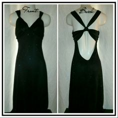 Rhapsody Gorgeous Romantic Black Dress Rhapsody Gorgeous Romantic Black Dress *no tags Rhapsody Dresses