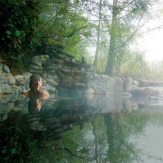 A Pocket Guide to Pacific Northwest Hot Springs | Day Trips | Portland Monthly
