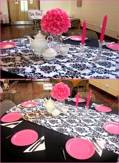 Perfect for a little girls tea party or birthday!