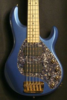 MusicMan Stingray 5 String Custom Order HH Bass