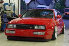 Vw Corrado, Vw Cars, Car In The World, Modified Cars, Mk1, Car Ins, Cars And Motorcycles, Cool Cars, Volkswagen