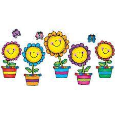 Bildergebnis für classroom flowers
