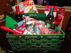 Gift baskets mom christmas