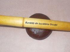 Prajitura cu foi de cacao si crema de cocos (de post) - Bunătăți din bucătăria Gicuței Rolling Pin, Rolls, Buns, Bread Rolls
