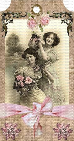 Victorian Ladies Pictures Vintage | Attic Grunge Victorian Ladies 2 Vintage Tags, Vintage Ephemera, Vintage Ladies, Gift Wraping, Images Vintage, Female Pictures, Victorian Women, Vintage Easter, Paper Dolls