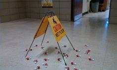 wet floor #funny