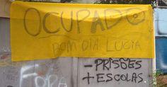 Alunos mantêm ocupações em protesto por merenda em São Paulo