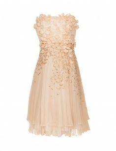 Cassandra Layered Chiffon Evening Dress | Aftershock London