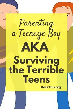 Parenting a teenager