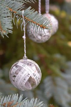 15 of Our Favorite Christmas Ornaments People Made This Year