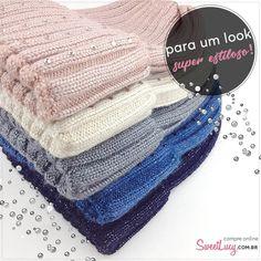 Toucas de lã a pronta entrega - fabricação própria  toucasdeinverno   acessoriosfemininos  lojaonlineacessoriosfemininos   4be1f85d8d5