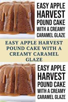 Hello cake lovers! We have another recipe to share, thanks to All Recipes for sharing this mouth-watering pound cake recipe that the entire family will love. If you are the type of person who loves cakes and apples, then this one is definitely for you! #cooking #delicious #deliciouseasy #DIY #easy #food #foodhacks #kitchen #recipe #recipes #tutorials
