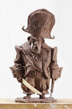 The Grumpy Pirate - Andrea Blasich