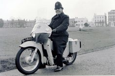 Police Noddy Bike