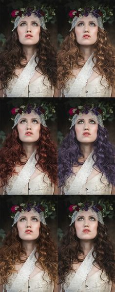 How to change hair colour in Photoshop - Digital Arts