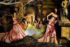 2008 – Autumn Winter | Michael Cinco Couture
