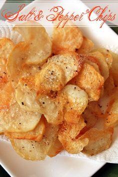 Salt & Pepper Potato Chips