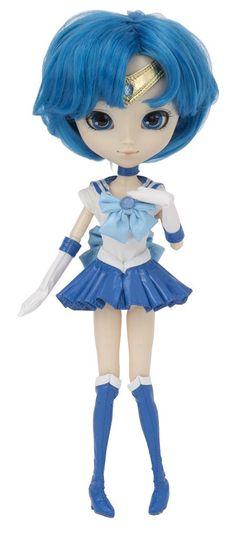 Amazon.co.jp | Pullip Sailor Mercury (Sailor Mercury) P-136 | Loja de Brinquedos