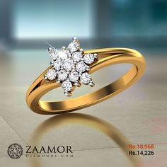 Miriam Diamond Ring
