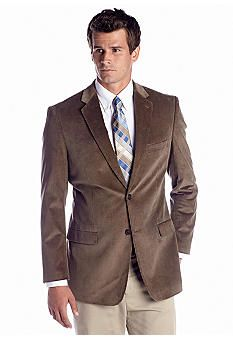 d35f78f5afd Saddlebred® Big   Tall Classic Fit Brown Corduroy Sportcoat Corduroy Sport  Coat