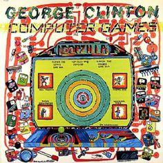 George Clinton - Computer Games #pfunk #80