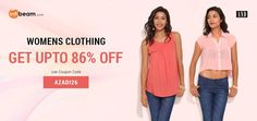 Use Coupon Code AZADI26 & Get Up To 86% OFF on AND Brand Women's Clothing !   #AND #WomensWear #WomensClothing #Clothing #Offer #Discount