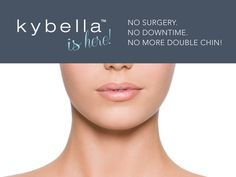 kybella is here! #RenaissancePlasticSurgery call today to schedule your appointment 478.474.2200