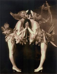 Vintage Stock - Dolly Sisters3 by Hello-Tuesday.deviantart.com on @deviantART