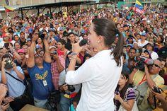 """COMENZÓ LA SEGUNDA FASE DE """"LA SALIDA"""": Maria Corina describe las 4 fases para salir de la dictadura de Maduro"""