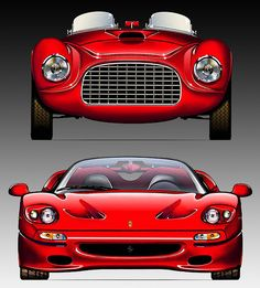 Automotive Exterior Illustrations - Technical Illustration - Jim Hatch Illustration