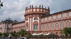 Schloss Biebrich, Wiesbaden, Germany