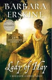 Barbara Erskine.  I love her books and this one, her first (I think) was really intriguing.