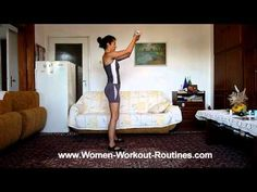 ▶ Arm Workout at Home - YouTube