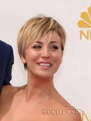 Image result for kaley cuoco short hairstyles