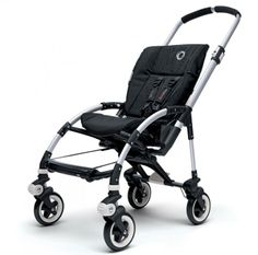 Bugaboo Bee Black Base. BEE versatile with this amazing Urban Stroller.