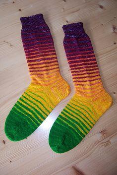 Ravelry: Maaik's Sock blank socks