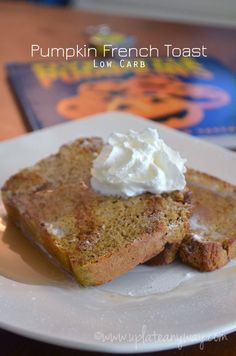 Low Carb Sweets, Low Carb Desserts, Low Carb Recipes, Snack Recipes, Cooking Recipes, Fall Desserts, Brunch Recipes, Bread Recipes, Keto Foods