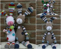 *OLLY* FREE CROCHET PATTERNS