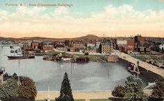 Inner Harbour, Victoria, BC, c.1910
