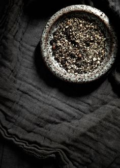 gutsglorydesire:  Black Pepper. PhotobyLine KleinFromCereal Magazine Volume 2