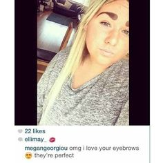 """""""MEGAN YOU ARE A LIAR AND A TERRIBLE FRIEND"""""""