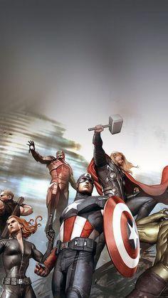The Avengers: New Comic Book Avengers Fan Art, Avengers Cartoon, Marvel Avengers Assemble, Avengers Quotes, Avengers Imagines, Hulk Avengers, Avengers Cast, Avengers Comics, Marvel Art
