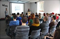 """Szkolenie """"Social media jako narzędzie promocji w rękach projektantów i designerów"""" #SocialMedia #design #SocjomaniaOnTour"""